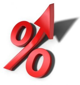 augmentation taux d'intérêt