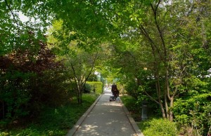 Coulée Verte ou Promenade Plantée