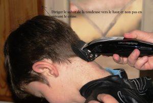 coupe tondeuse cheveux homme garçon