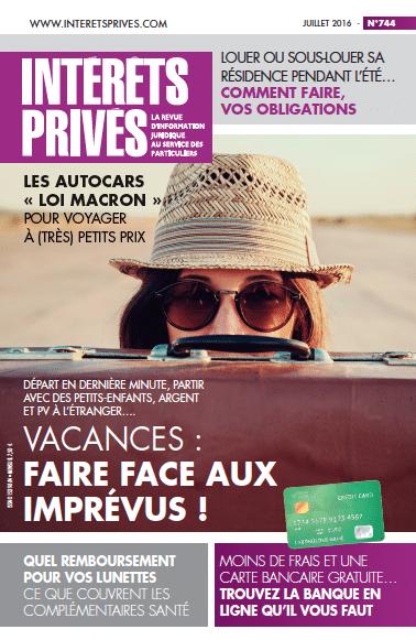 Interets Prives magazine