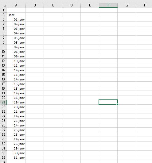 Extrêmement Tuto : créer un tableau Excel pour faire ses comptes - Famille économe IV46