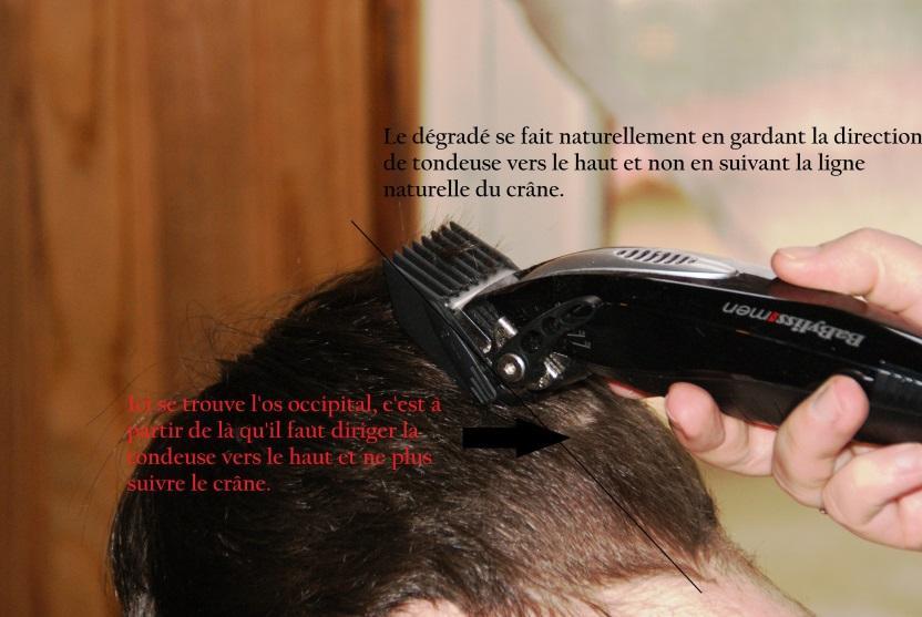 Photo coupe de cheveux carre court