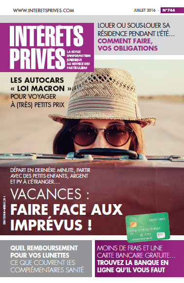 Interets Prives magazine
