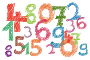 nombres couleurs